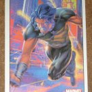 70 Years of Marvel Comics (Rittenhouse 2010) Metalic Ink Parallel Card #64- 2001 EX-MT