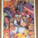 70 Years of Marvel Comics (Rittenhouse 2010) Metalic Ink Parallel Card #65- 2002 EX-MT