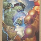 Marvel Heroes and Villains (Rittenhouse 2010) Parallel Card #3- Skaar vs. Juggernaut EX