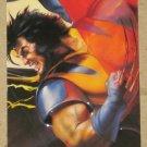 DC versus Marvel (Fleer/SkyBox 1995) Impact Card #18- Wolverine EX-MT