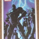 70 Years of Marvel Comics (Rittenhouse 2010) Metalic Ink Parallel Card #72- 2009 EX