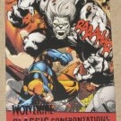 X-Men Origins: Wolverine Movie Classic Confrontations Card G5- Wolverine vs. Wendigo EX-MT