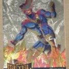Marvel Metal (Fleer 1995) Gold Blaster Card #3- Cyclops VG