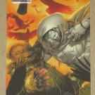 Marvel Heroes and Villains (Rittenhouse 2010) Parallel Card #79- Moon Knight vs. Scarecrow NM