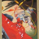 DC versus Marvel (Fleer/SkyBox 1995) Impact Card #15- The Atom EX-MT