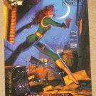 Marvel Masterpieces 1994 (Fleer) Gold-Foil Signature Parallel Card #106- Shadowcat EX