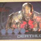 Marvel Heroes and Villains (Rittenhouse 2010) Most Wanted Card M5- Deathlok EX-MT