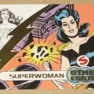 Justice League of America Archives (Rittenhouse 2009) Other Earths Card OE3- Superwoman EX