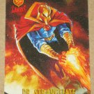 Amalgam (Fleer/SkyBox 1996) Canvas Card #1- Doctor Strangefate G