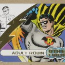 Justice League of America Archives (Rittenhouse 2009) Other Earths Card OE6- Adult Robin VG