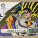 Justice League of America Archives (Rittenhouse 2009) Other Earths Card OE6- Adult Robin EX