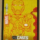 Marvel Masterpieces Set 1 (Upper Deck 2007) Subcasts Card #2- Iron Man VG