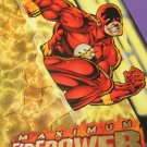 DC Outburst FirePower (Fleer/SkyBox 1996) Maximum Card #5 EX