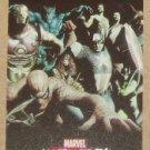 Marvel Masterpieces Set 1 (Upper Deck 2007) Splash Page Card Ross #2 EX