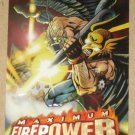 DC Outburst FirePower (Fleer/SkyBox 1996) Maximum Card #4 EX-MT