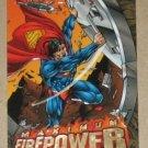 DC Outburst FirePower (Fleer/SkyBox 1996) Maximum Card #6 EX-MT