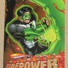 DC Outburst FirePower (Fleer/SkyBox 1996) Maximum Card #8 EX-MT