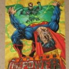 DC Outburst FirePower (Fleer/SkyBox 1996) Maximum Card #16 EX-MT