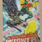 DC Outburst FirePower (Fleer/SkyBox 1996) Maximum Card #18 EX-MT