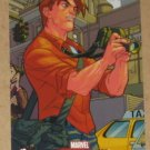 Marvel Masterpieces Set 1 (Upper Deck 2007) Spider-Man Insert Card S2- Peter Parker EX-MT
