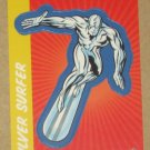 70 Years of Marvel Comics (Rittenhouse 2010) Sticker Card S11- Silver Surfer EX