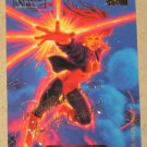 Marvel Masterpieces 1994 (Fleer) Gold-Foil Signature Parallel Card #38- Firestar EX