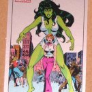 70 Years of Marvel Comics (Rittenhouse 2010) Metalic Ink Parallel Card #43- 1980 EX