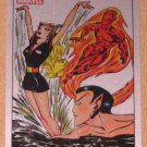 70 Years of Marvel Comics (Rittenhouse 2010) Metalic Ink Parallel Card #10- 1947 EX