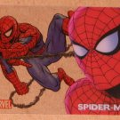 70 Years of Marvel Comics (Rittenhouse 2010) Clearly Heroic Card PC4- Spider-Man EX