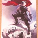Marvel Heroes and Villains (Rittenhouse 2010) Parallel Card #71- Thor vs. Frost Giant NM