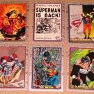 The Return of Superman (SkyBox 1993) - Single Cards