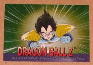 Dragon Ball Z Chromium Archive Edition (Artbox 2000) Parallel Sticker Card #42 NM
