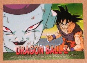 Dragon Ball Z Chromium Archive Edition (Artbox 2000) Parallel Sticker Card #50 NM