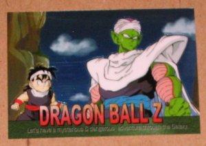 Dragon Ball Z Chromium Archive Edition (Artbox 2000) Parallel Sticker Card #68 NM