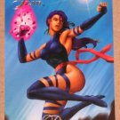 1994 Flair Marvel Universe (Fleer) Card #107- Psylocke EX