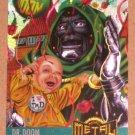 Marvel Metal (Fleer 1995) Card #128- Dr. Doom EX-MT