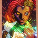 Marvel Masterpieces Set 2 (Upper Deck 2008) Heroines Chase Card MH 5 - Mystique EX