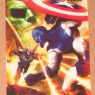 Marvel Heroes and Villains (Rittenhouse 2010) Parallel Card #55- Major Victory vs. Starhawk EX-MT