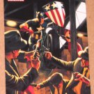 70 Years of Marvel Comics (Rittenhouse 2010) Tribute Card T3- Captain America EX-MT