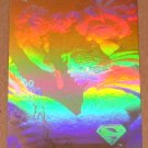 Superman Holo Series (Fleer/SkyBox 1996) Gold Card #37- Channeled Hate VG