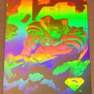 Superman Holo Series (Fleer/SkyBox 1996) Gold Card #16- Heavy Mettle EX-MT