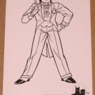 Batman and Robin, The Adventures of (SkyBox 1995) Coloring Card C3- Joker EX