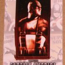 Captain America The First Avenger Movie (Upper Deck 2011) Poster Series Card P-12 EX