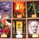 Marvel Masterpieces Set 3 (Upper Deck 2008) - Single Cards