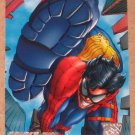 Amalgam (Fleer/SkyBox 1996) Preview Card #2- Spider-Boy VG