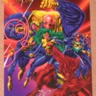 1994 Flair Marvel Universe (Fleer) Card #83- X-Factor EX
