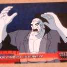 Justice League (Inkworks 2003) Friends and Foes Foil Card FF15- Solomon Grundy EX