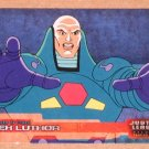 Justice League (Inkworks 2003) Friends and Foes Foil Card FF10- Lex Luthor EX
