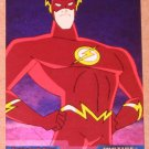 Justice League (Inkworks 2003) Friends and Foes Foil Card FF6- The Flash EX