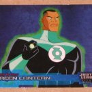 Justice League (Inkworks 2003) Friends and Foes Foil Card FF5- Green Lantern EX